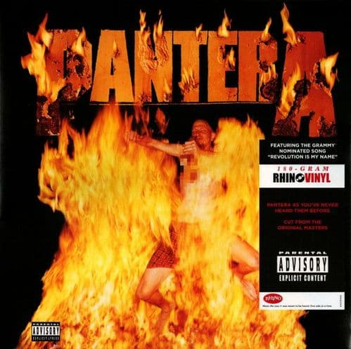 Pantera<br>Reinventing The Steel<br>LP, RE, 180g